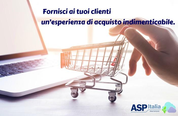 Fornisci Ai Tuoi Clienti Un'esperienza Di Acquisto Indimenticabile.