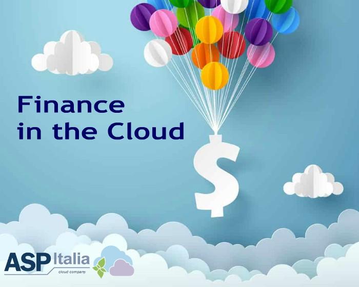 Gli Istituti Finanziari Si Affidano Al Cloud