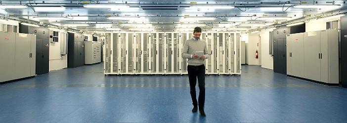 Hai Mai Visto Un DataCenter?
