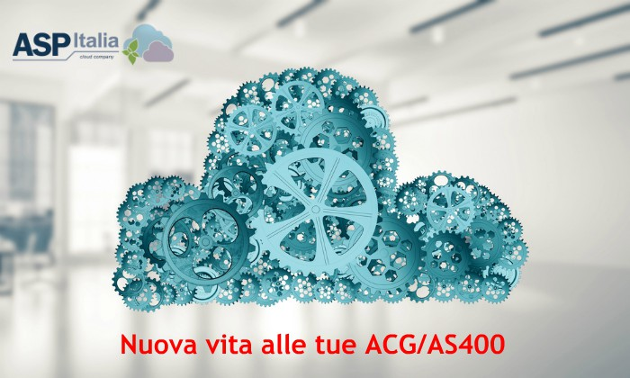 Nuova Vita Per Le ACG/AS400