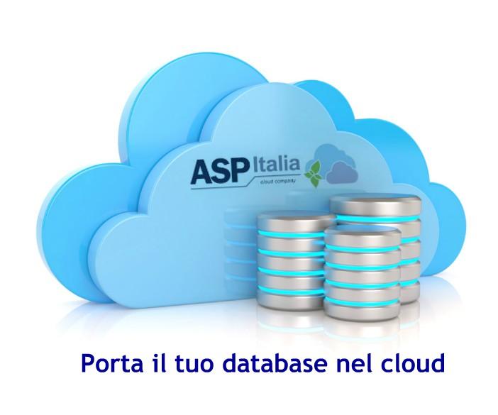 Il Database Del Futuro è Nel Cloud