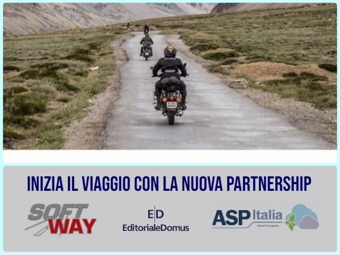 Novità Per Il Mondo Delle Due Ruote. Nuova Partnership Tra Soft Way E ASP Italia.