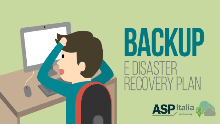 Cloud Backup E Disaster Recovery