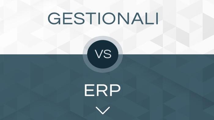 La Differenza Tra Gestionale E ERP