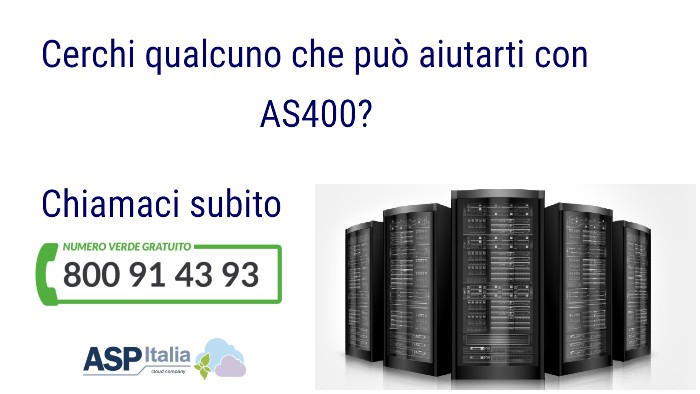 Assistenza AS400